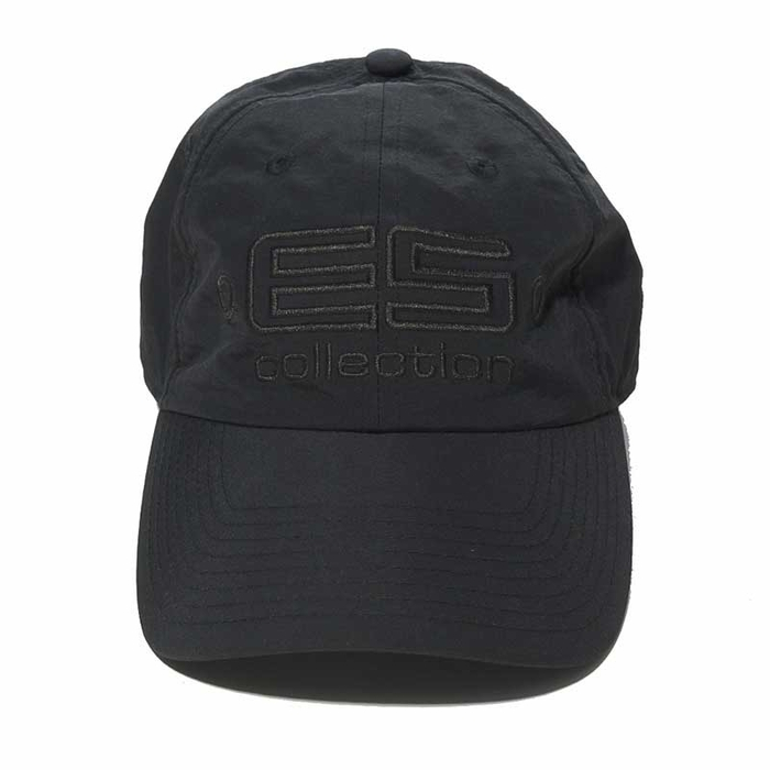 ES Collection Gorra de béisbol bordada negra CAP002 10